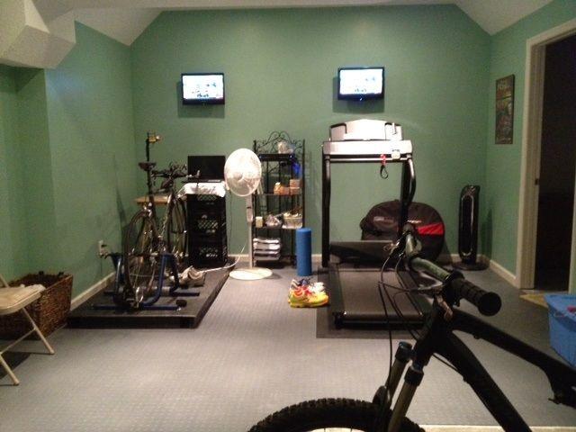 Best bike room ideas on pinterest wall rack