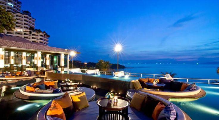 Royal Cliff Hotels Group @ South Pattaya.