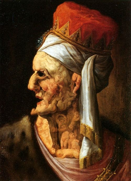 Can you tell me about the painting 'summer' by Giuseppe Arcimboldo?