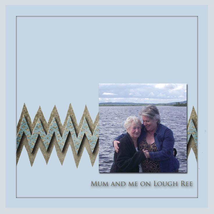 Mum's visit 2014