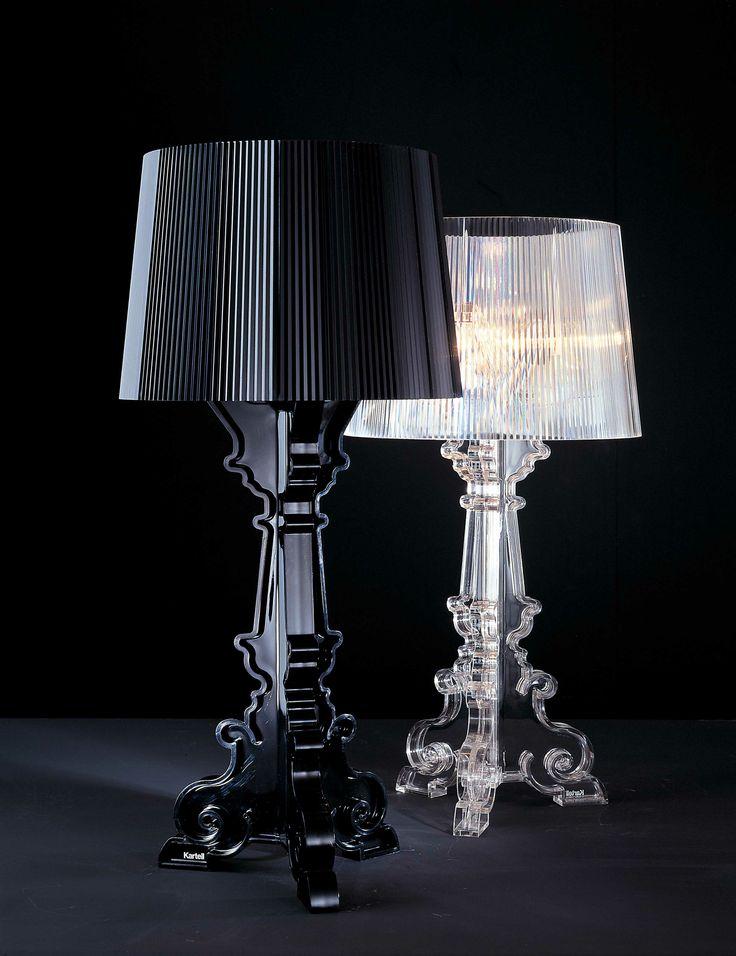 Kartell Bourgie Lamp by Ferruccio Laviani check.