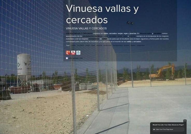Vinuesa vallas cercados 17 mejores ideas sobre vallas en - Cercados y vallas ...
