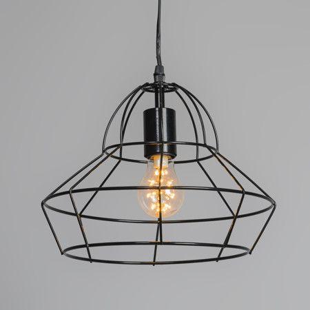Hanglamp Frame D zwart - Binnenverlichting - Lampenlicht.be