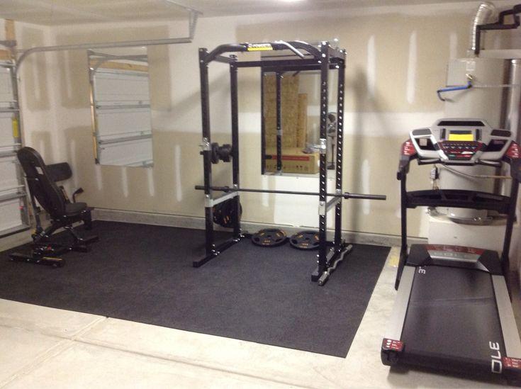 Finally a Real home gym setup!