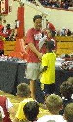 Sign Up For Tom Crean Basketball Camp This Summer
