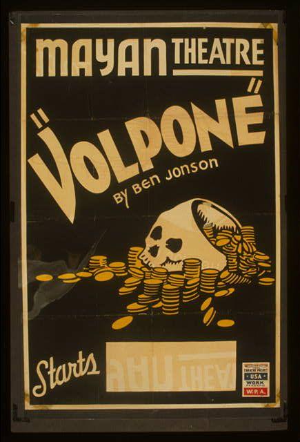 """Volpone"" by Ben Jonson"