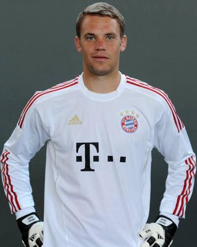 Manuel Neuer/ Bayern Munchen