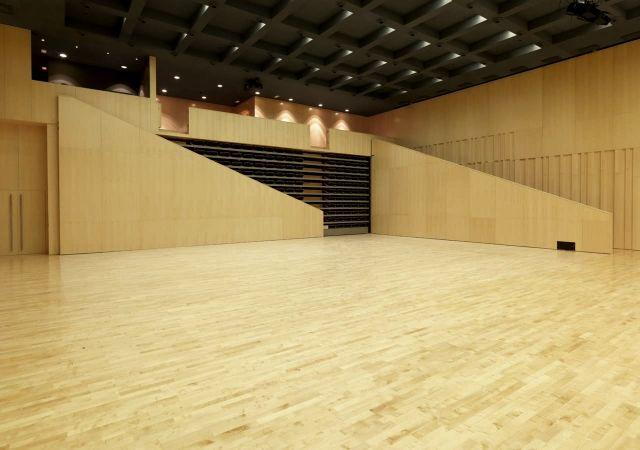 Proyectos, Salas Polivalentes, L´Atlàntida, Centre d´Arts Escèniques, sala polivalente Imagen 4