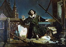 Nicolaus Copernicus - Wikipedia, the free encyclopedia Conversations with God by Jan Matejko