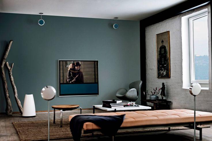 Из рекламной кампании Bang&Olufsen #дизайн #акустика