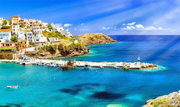 جزيرة كريت أكبر جزر اليونان الرائعة Crete Greece Holiday Greece