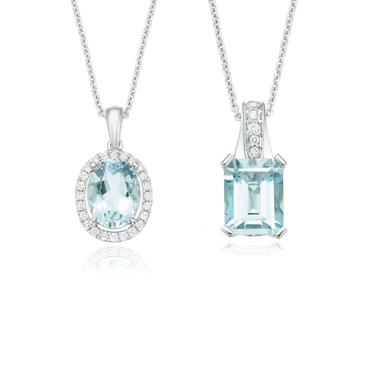Must haves for March; beautiful Aquamarine and dazzling diamonds - we can't resist! Shop Aquamarine, the birthstone for March, in-store now. #mazzucchellis #jeweller #jewellery #mazzucchellisjeweller #aqua #aquamarine #birthstone #marchbirthstone #aquamarinependant #aquamarinejewellery #diamonds  #diamondjewellery #diamondpendant #diamondgifts #giftideas #giftsforher #marchbirthday #love #style #luxury