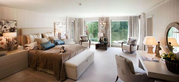 new england luxury style bedroom - Google Search