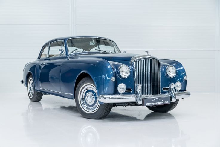 1959 Bentley Continental S1 Coupe από τον Park Ward