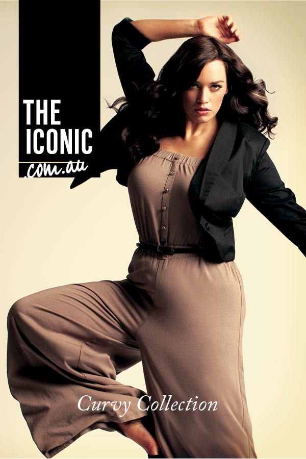 the iconic curvy look book laura wells summer spring 2012 COVER