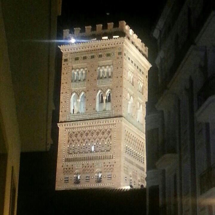 #Teruel nocturno