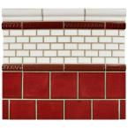 Merola Tile Essence Scarlet 4 in. x 4 in. Porcelain Floor and Wall Tile-FSD4ESC - The Home Depot