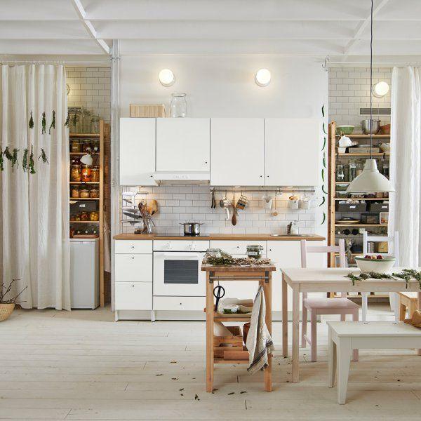 Stauraum schaffen kleine küche schlau paar küche esszimmer geschafft magazin einrichtung ikea küche