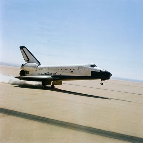 The Space Shuttle Columbia                                                                                                                                                                                 More