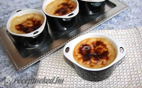Sütlac (sült tejberizs) recept fotóval