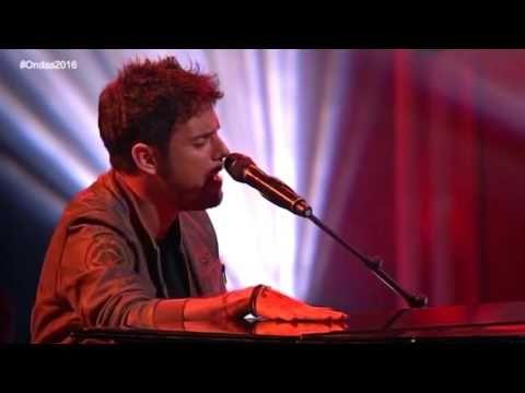Pablo López - 'Tu Enemigo' | Premios Ondas 2016 - YouTube