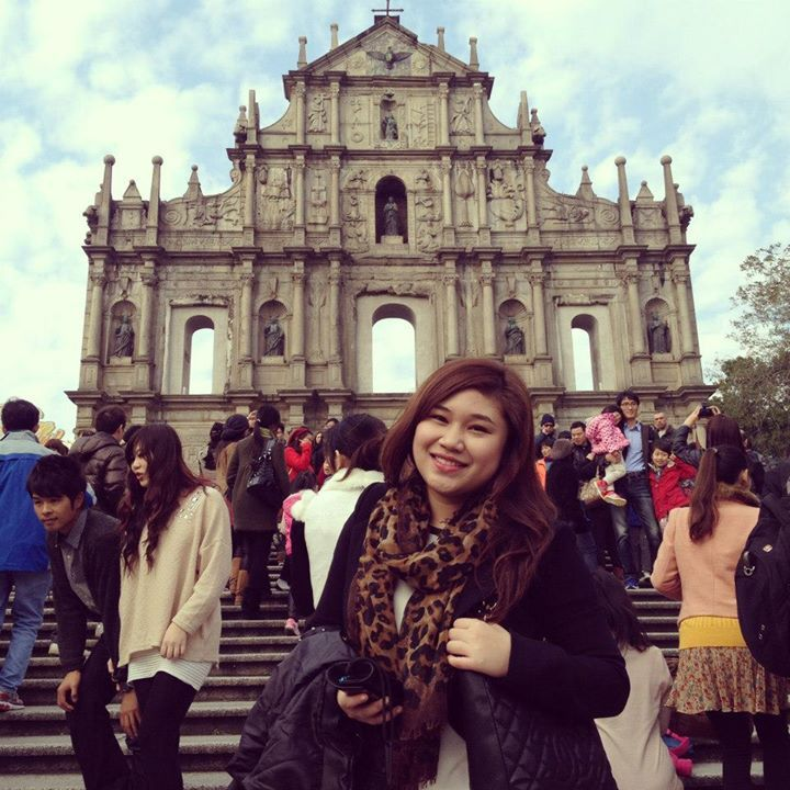 Ruins of St. Paul, Macau