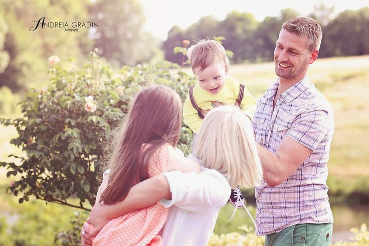 Sedinta foto familie - Andreia Gradin fotograf profesionist