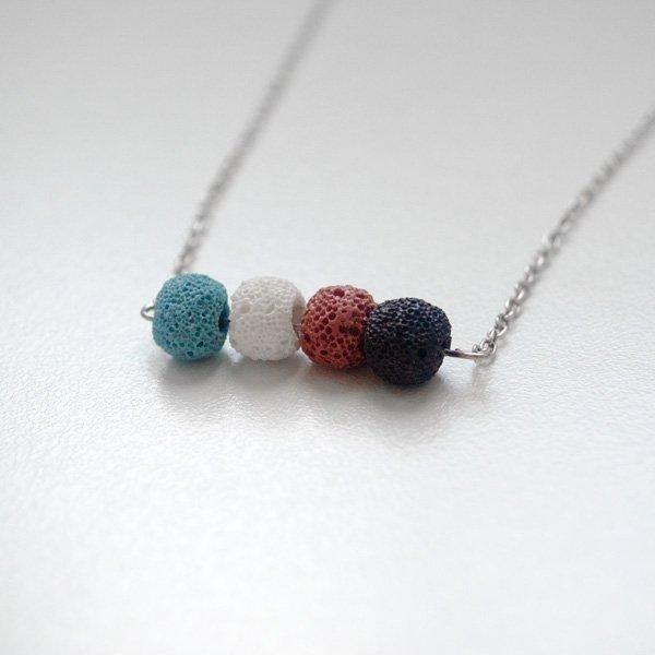 Lava Necklace