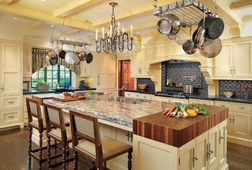 What counter top for a 14+ foot island? - Kitchens Forum ...