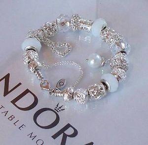 Pandora Silver Charm Bracelets