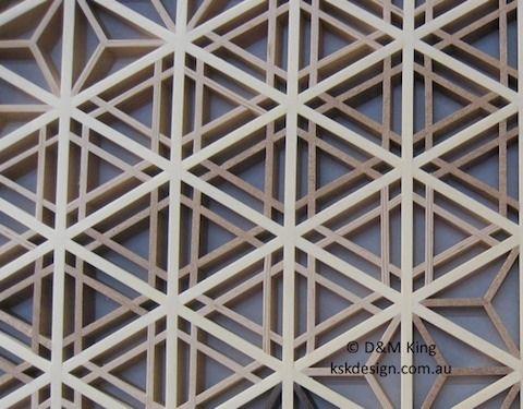 Goma-gara (sesame) pattern