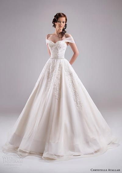 Elegant Belle Wedding Dress  | Fairytale Wedding I Beauty and the Beast Wedding Ideas