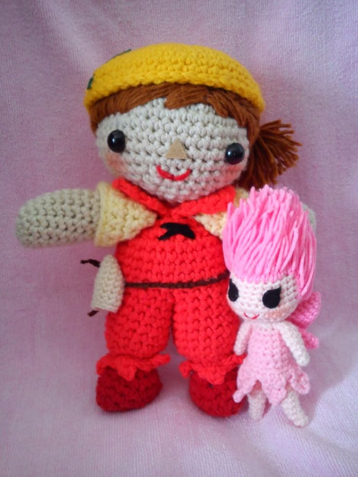 Amigurumi | The Duchess' Hands