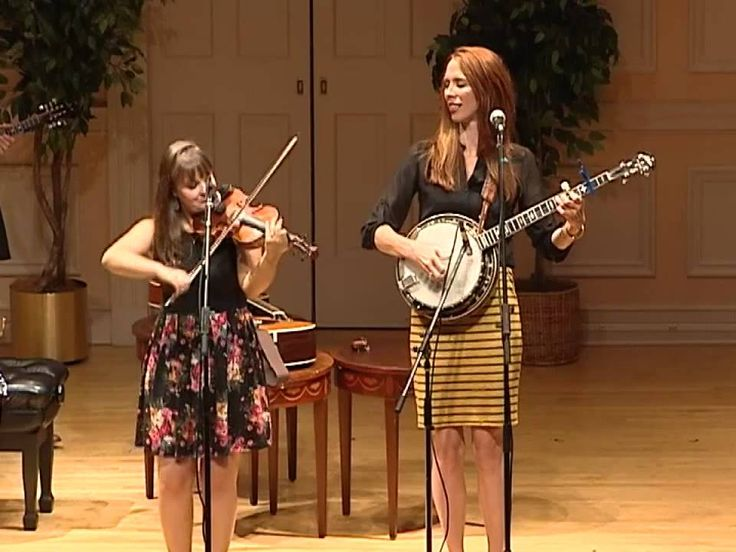 The Quebe Sisters Band: Texas Fiddle & Swing and the Clark Sisters playing and singing/recording for USA's The Library of Congress. Nov. 2014.