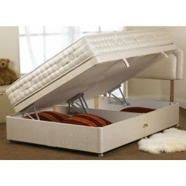 30 best images about super king ottoman divan beds on for Cheap divan bed base