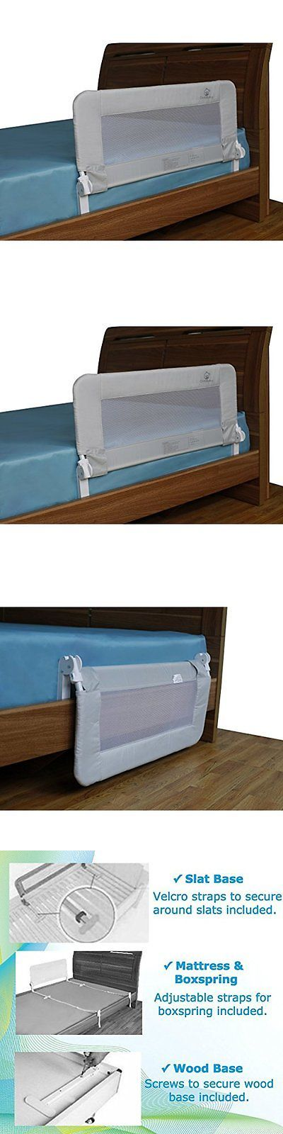 Bed Rails 162183 Toddler Rail Guard For Convertible Crib Kids Twin Double