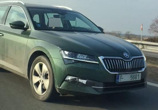 The 2019 Skoda Superb Offers Outstanding Style And Technology Both