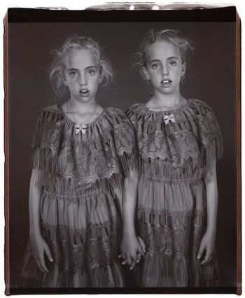 Simple Portraits, Complex Camera  Interview of Mary Ellen Mark about her new book 'Prom' on Lens (photo from Twin)