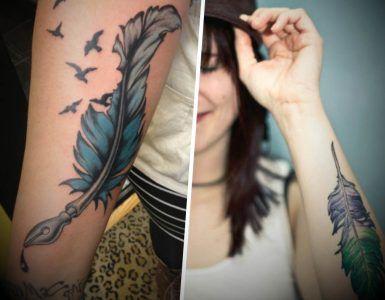 Confira de seguida os vários significados de uma tatuagem de pena, e ainda, onde fazer e algumas fotos para se inspirar.