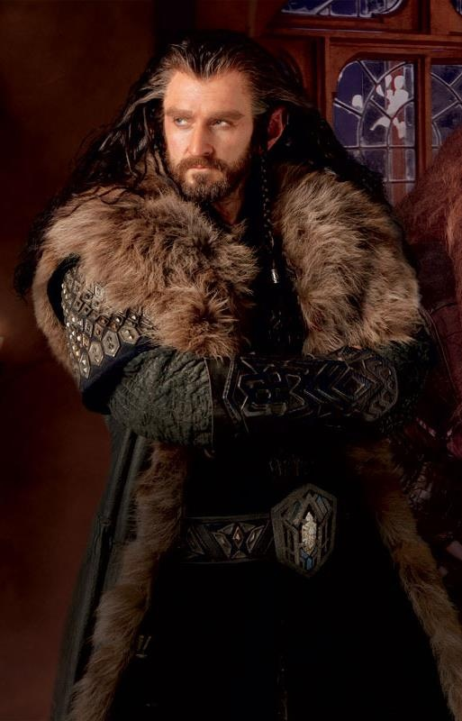 Richard Armitage Thorin Oakenshield The Hobbit