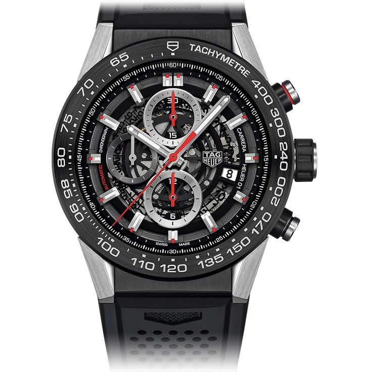 TAG Heuer TAG Heuer CARRERA Calibre HEUER 01  Automatic Chronograph  45 MM $5300