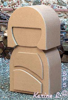 Play meuble en carton