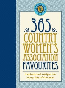 365 Country Womens Association Favourites. What a great gift!
