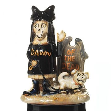 Boney Bunch : Dawn of the Dead Jar Candle Topper LOVE this one. 2014
