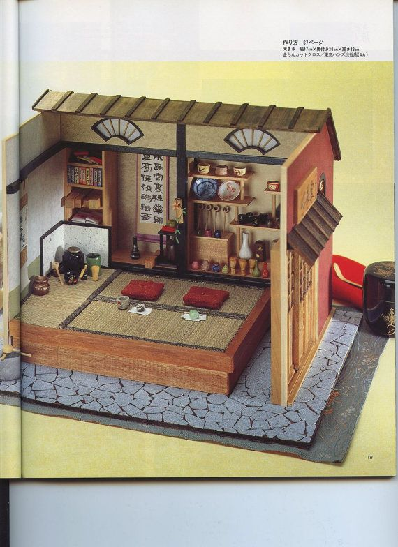 Wood Dollhouse Plans Pattern Woodworking Projects Amp Plans