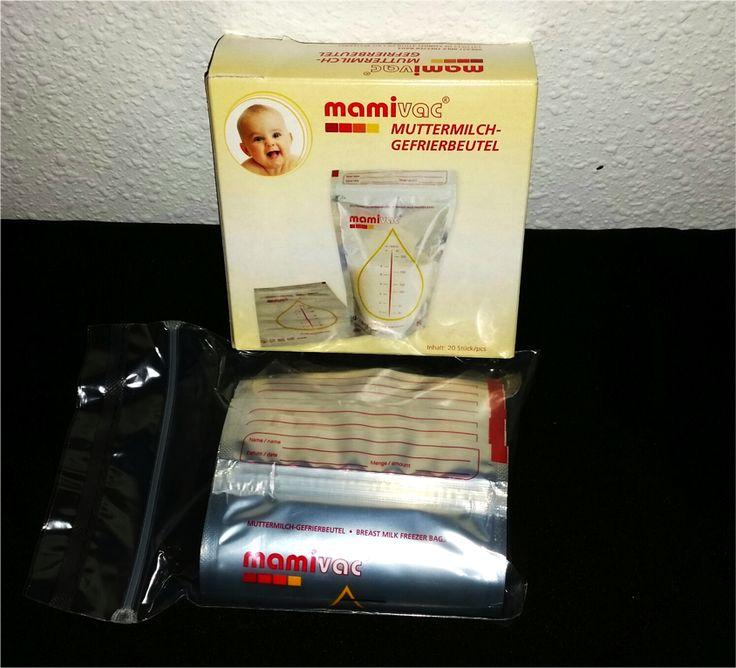 Tire-lait manuel Mamivac : Test et avis du Kit allaitement