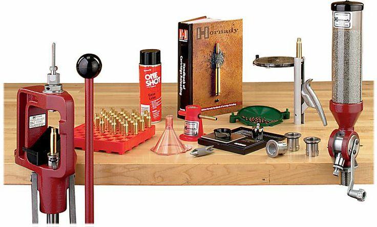 Hornady® Lock-N-Load® Classic™ Reloading Kit   Bass Pro Shops