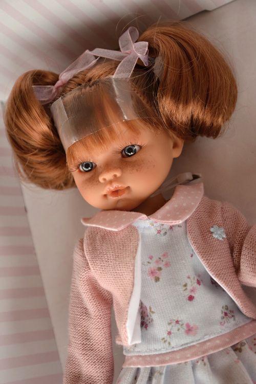 Realistická panenka Emily Dos Coletas od Antonio Juan