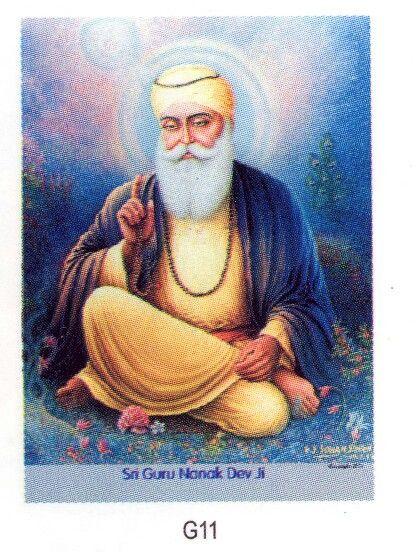 Dhan Dhan Sri Guru Nanak Dev Sahib Ji Sache Patshah
