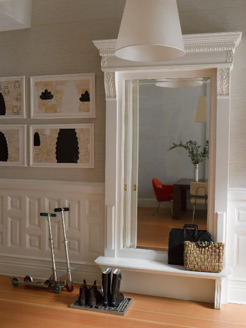 Narrow Foyer Quest : Best antique frames ideas on pinterest diy jewelry
